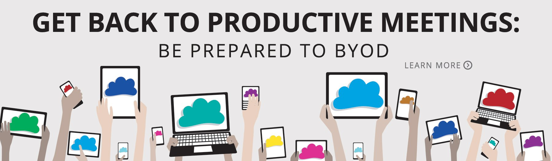 BYOD Demands in Today's Meeting Rooms
