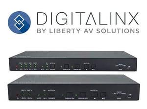 DigitaLinx HDMI Distribution Amplifier Splitters