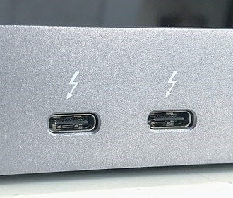 Thunderbolt 3.0 Interface USB-C