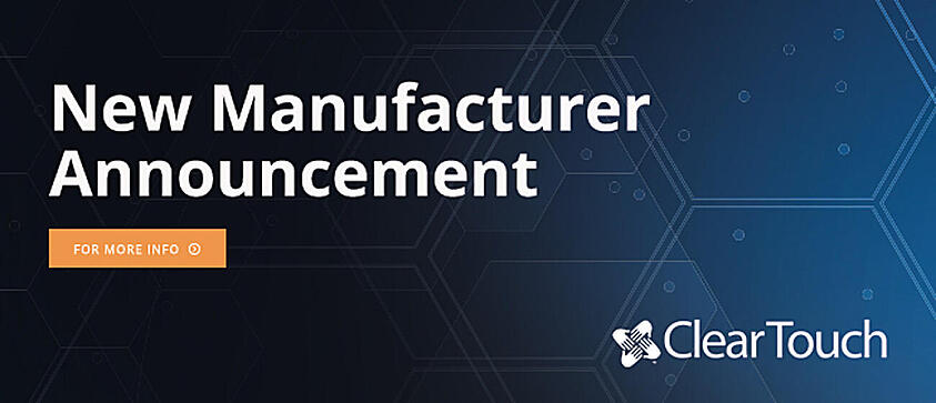 new manufacturer announcement
