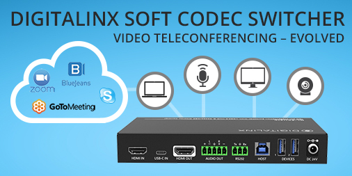 Digitalinx Soft Codec Switcher